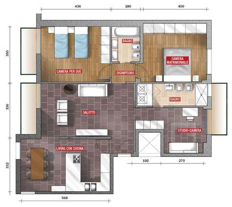 progetto casa 100 mq 2 bagni affitto amministrazioni immobiliari e condominiali
