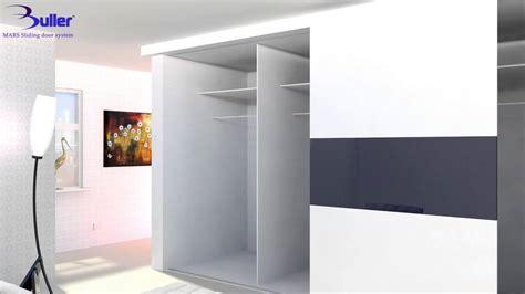 install wardrobe sliding doors  bullers mars