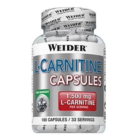protein l carnitine l carnitine 100 capsules decathlon