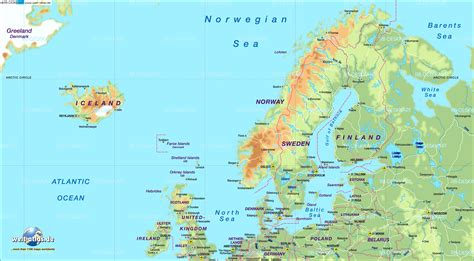 european seas map baltic sea fantastic maps faroe