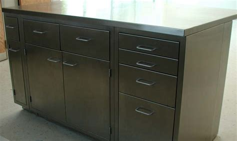 Painted Metal Kitchen Cabinets Lab Furniture