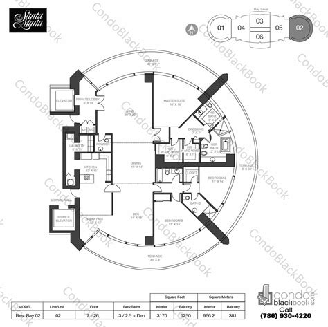 santa maria brickell floor plans santa maria unit 1602 condo for sale in brickell miami