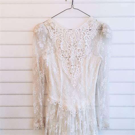Mcclintock Wedding Dresses by Ideas About Mcclintock Vintage White Lace