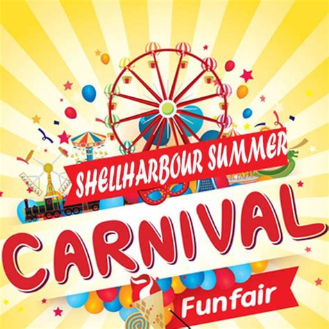 summer carnival christmas shellharbour visitor information centre shellharbour summer carnival
