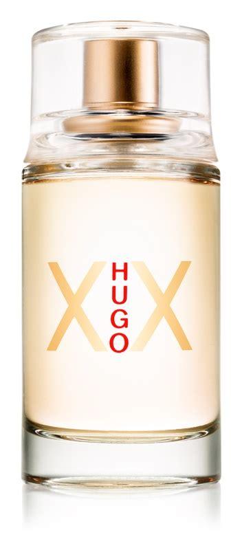 hugo boss femme eau de toilette hugo boss hugo xx eau de toilette pour femme 100 ml