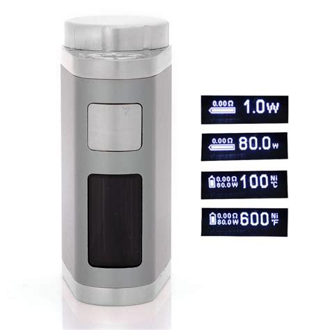 Eleaf Melo 3 Mini Tubeglass Authentic authentic eleaf istick pico mega 80w mod grey kit melo iii mini