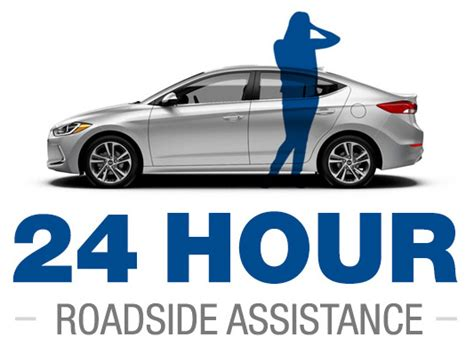 Hyundai Road Assistance by 24 Hour Roadside Assistance Finneron Hyundai Serving