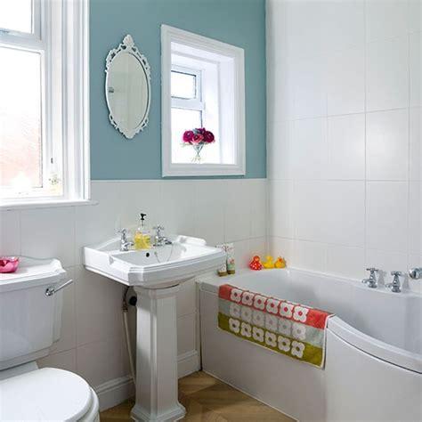 Duck Egg Blue And White Bathroom Housetohome Co Uk
