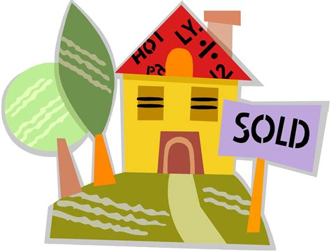 sell  house clipart   cliparts  images
