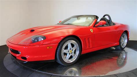 Ferrari F550 by 2001 Ferrari F550 Barchetta S141 1 Anaheim 2015