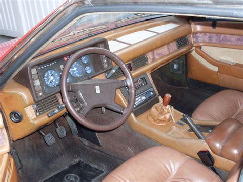 maserati biturbo interior iclaudius212 1985 maserati biturbo specs photos