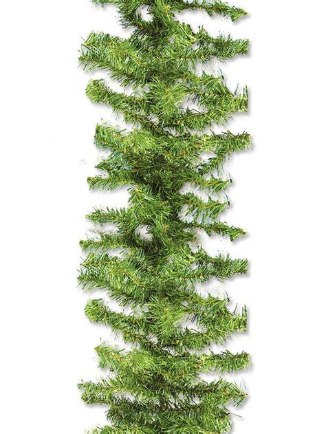 canadian pine garland 2 7m garlands wreaths tinsel