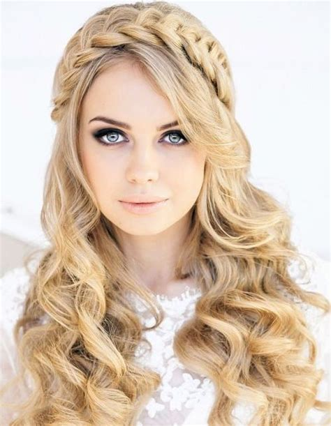 headband curly hairstyles 75 cute cool hairstyles for girls for short long