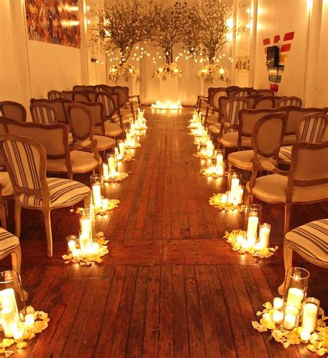 small candles for wedding best 25 candle lit ideas on pinterest