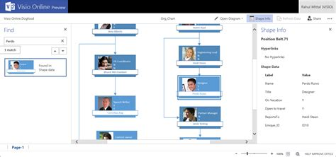 msdn visio introducing visio preview visio insights