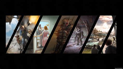 theme windows 10 fallout fallout 4 windows 10 wallpapers wallpapersafari