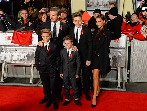 The Beckhams Are by 10 Thing You Never Knew About The Beckham Family