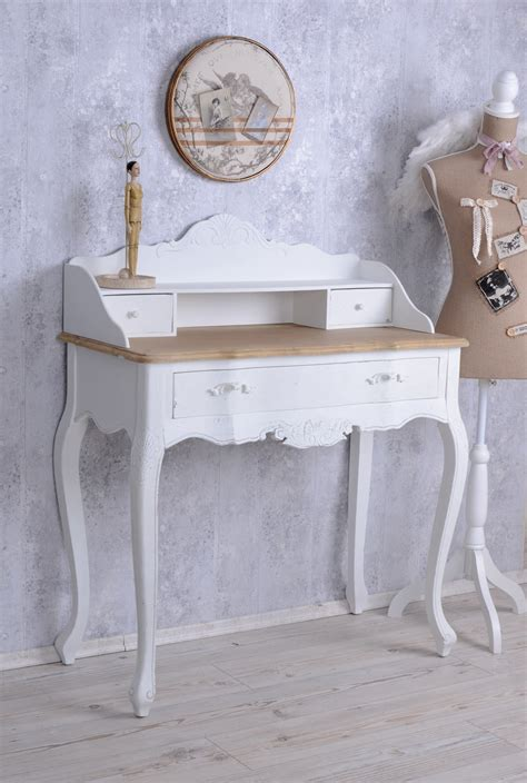 shabby chic secretary desk sideboard secretary shabby chic desk wall