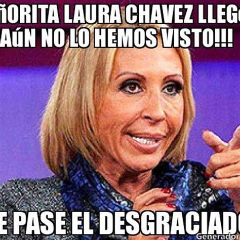 Laura Bozzo Memes - famosos que protagonizan populares memes de la red