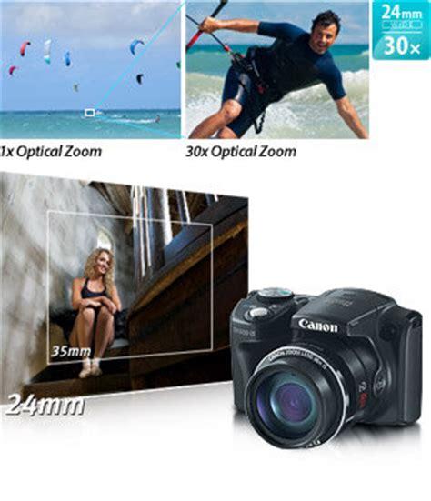 amazon.com : canon powershot sx500 is 16.0 mp digital