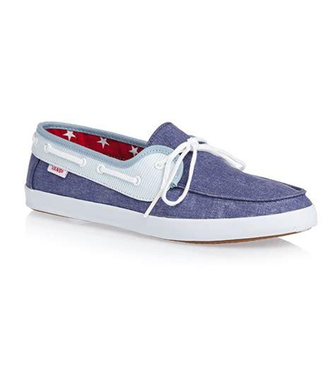 comfortable boat shoes vans womens chauffette comfort boat shoes