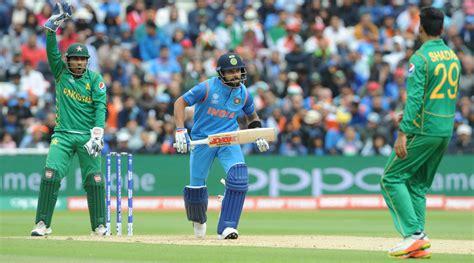 india pak india vs pakistan icc chions trophy 2017 india