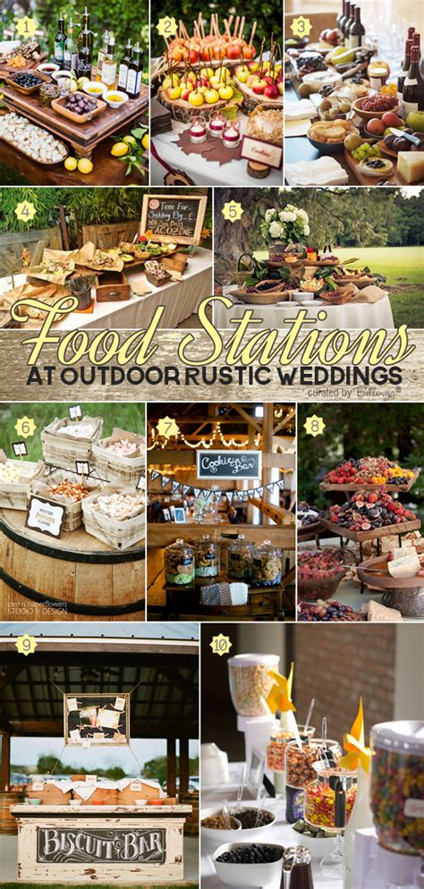 wedding food stations on food stations unique