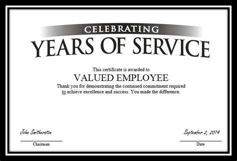 work anniversary template 30 years of high performance for what lynette silva