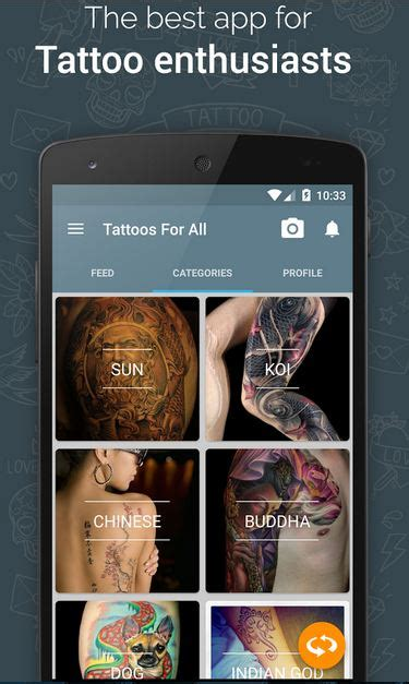 tattoo app for android free app tattoos for all free android app android freeware