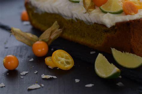 exotischer kuchen exotischer kurkuma kuchen mintnmelon