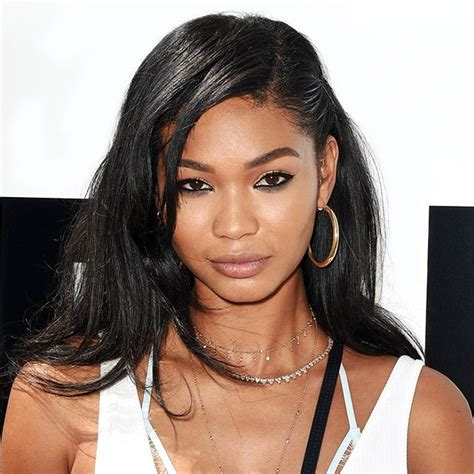 chanel iman model chanel iman s skincare routine is entirely drugstore byrdie