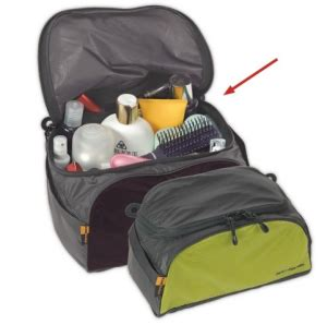 These Terry Cloth Toiletry Bags Make Packing Up The Bathroom by Lightweight Travel Toiletry Cell Packing Cube Large