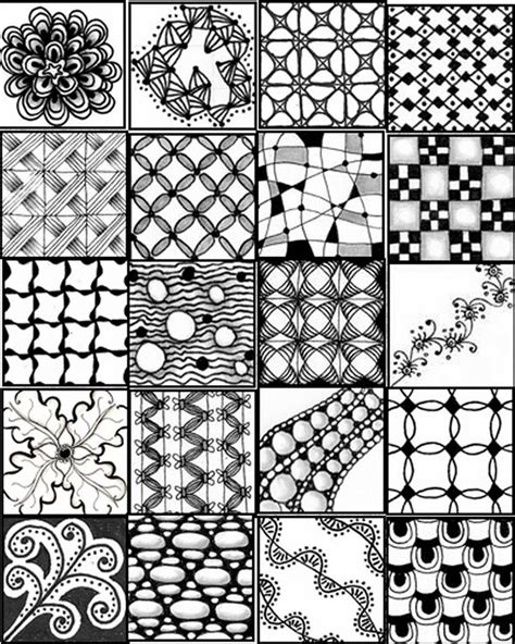 zentangle pattern reference 35 best tangles images on pinterest zentangle patterns