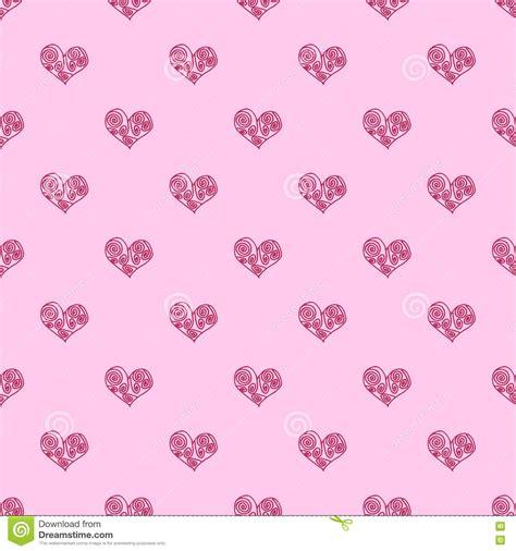 heart pattern repeat seamless pattern background heart repeating heart pattern