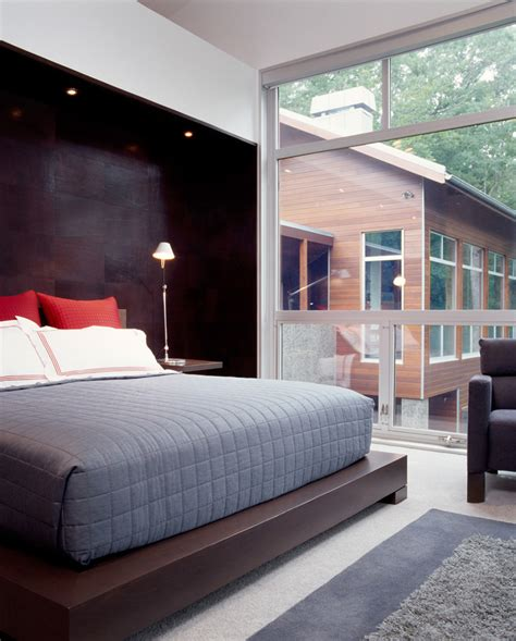 platform bedroom ideas platform bed ideas bedroom modern with accent wall awning