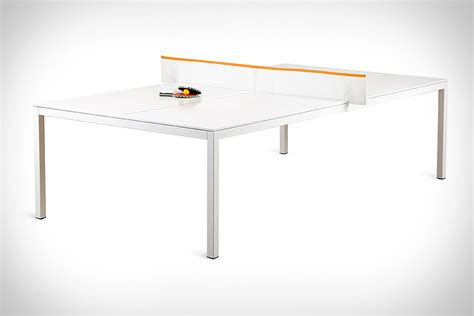 Ping Pong Meeting Table Ping Pong Conference Table Uncrate