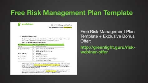 iso 14971 risk management plan template risk management for devices iso 14971 overview