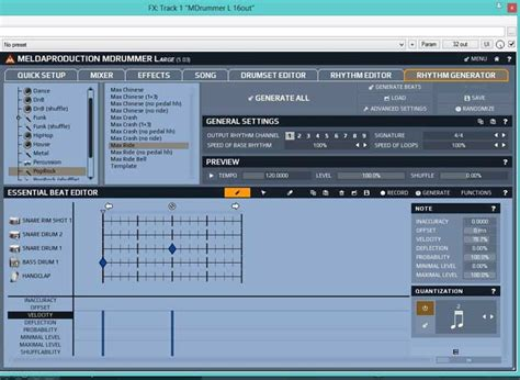 rhythm rascal drum software review mdrummer 5 the future of intelligent drum