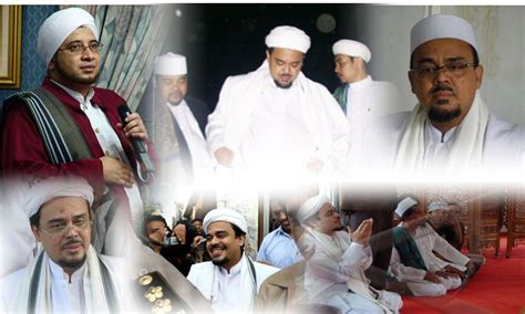 profil habib rizieq dan anaknya pandangan habib munzir mengenai fpi bamah
