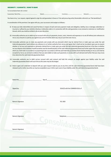 Credit Application Form For Edgars covering letter for bank guarantee images cover letter