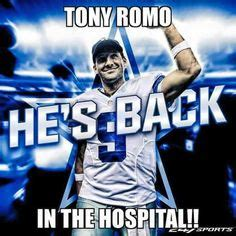 Tony Romo Interception Meme - 1000 images about dallas sucks on pinterest tony romo nfl memes and dallas cowboys