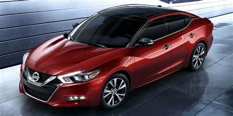 2017 nissan maxima sunroof what are nissan sedan size differences