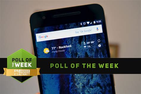 what s the best weather app for android what s your favorite weather app poll of the week techshakeblog
