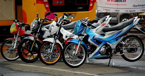 Modifikasi Honda Kalong modifikasi motor honda kalong