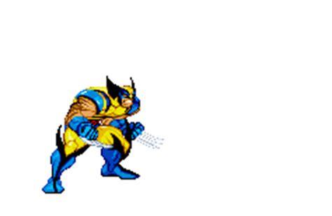 imagenes de wolverine enojado en movimiento gifs animados de wolverine