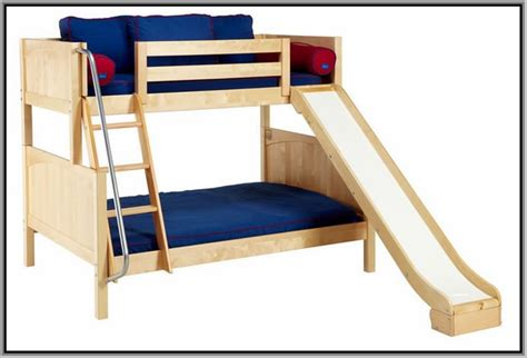 bunk beds with slides bunk beds with slides home design ideas