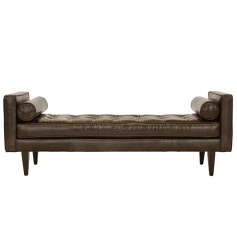 erin bench hw home erin leather bench