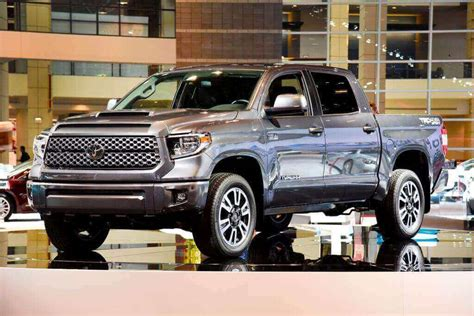 2018 Toyota Tundra 2018 Toyota Tundra Diesel Changes Release Date Redesign