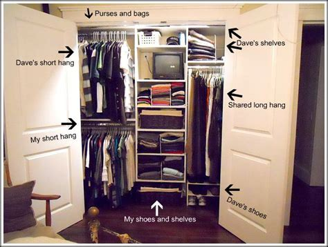 master bedroom closet organization ideas master closet organization clothes closets pinterest