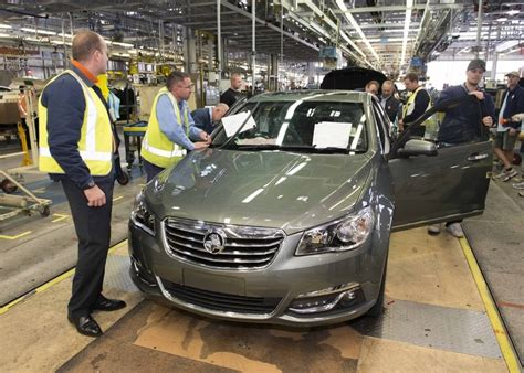 s day holden holden s day of manufacturing in australia confirmed